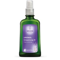 Lavender Relaxing Body Oil Kūno aliejus su levandomis, 100ml