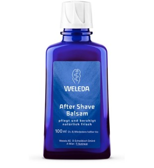 Weleda Men After Shave Balm Balzamas po skutimosi, 100ml | inbeauty.lt