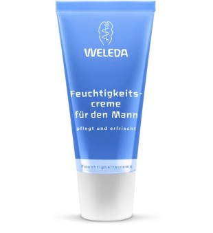 Weleda Men Moisturizing Cream Drėkinamasis veido kremas vyrams, 30ml | inbeauty.lt