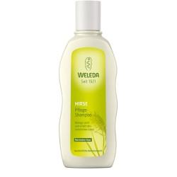 Millet Nourishing Shampoo Maitinamasis šampūnas su soromis, 190ml