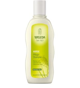 Weleda Millet Nourishing Shampoo Maitinamasis šampūnas su soromis, 190ml | inbeauty.lt