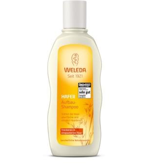 Weleda Oat Replenishing Shampoo Atkuriamasis šampūnas su avižomis, 190ml | inbeauty.lt