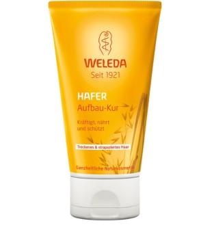 Weleda Oat Replenishing Treatment Atkuriamoji plaukų kaukė su avižomis, 150ml | inbeauty.lt