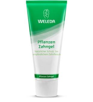 Weleda Plant Tooth Gel Dantų gelis su vaistažolėmis, 50ml | inbeauty.lt