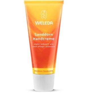 Weleda Sea Buckthorn Hand Cream Rankų kremas su šaltalankiais, 50ml | inbeauty.lt