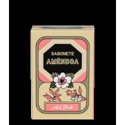 Essential Care Almond Soap Augalinis muilas kūnui su migdolų ekstraktu, 90g