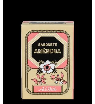 Ach.Brito Essential Care Almond Soap Augalinis muilas kūnui su migdolų ekstraktu, 90g   inbeauty.lt