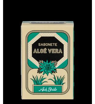 Ach.Brito Essential Care Aloe Vera Soap Drėkinamasis muilas kūnui su alijošiumi, 90g | inbeauty.lt