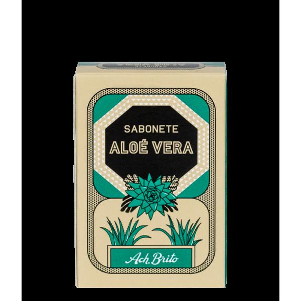 Essential Care Aloe Vera Soap Drėkinamasis muilas kūnui su alijošiumi, 90g