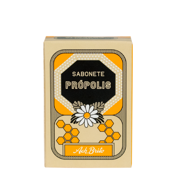 Essential Care Propolis Soap Augalinis muilas kūnui su propoliu, 90g