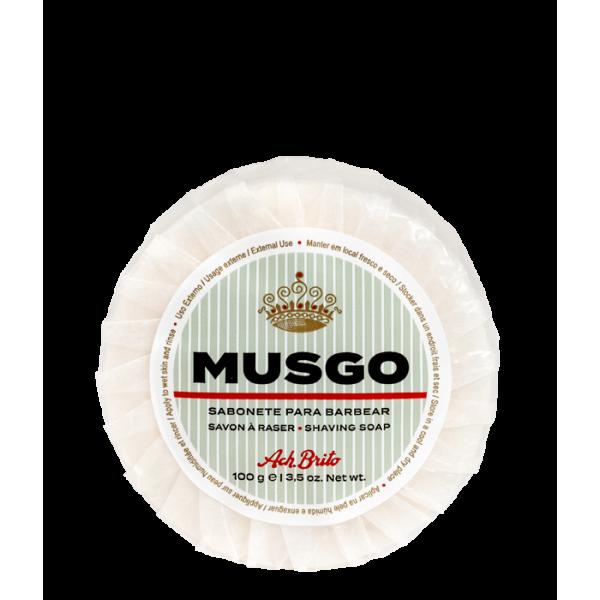Musgo Shaving Soap Skutimosi muilas, 100g