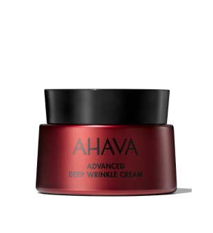 Ahava Advanced Deep Wrinkle Cream Veido kremas nuo raukšlių, 50ml | inbeauty.lt