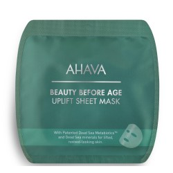 Beauty Before Age Uplift Sheet Mask Stangrinamoji lakštinė veido kaukė, 1vnt