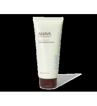 Ahava Time To Clear Purifying Mud Mask Valomoji veido kaukė, 100ml | inbeauty.lt