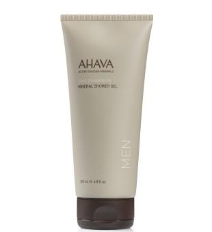 Ahava Time To Energize Mineral Shower Gel Dušo gelis vyrams, 200ml | inbeauty.lt