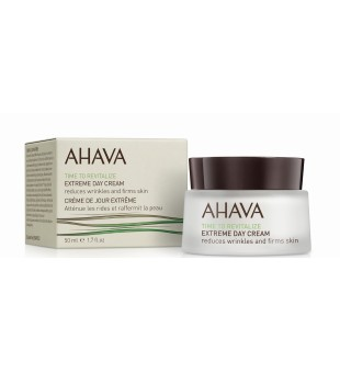 Ahava Time To Revitalize Extreme Day Cream Dieninis veido kremas nuo raukšlių, 50ml | inbeauty.lt