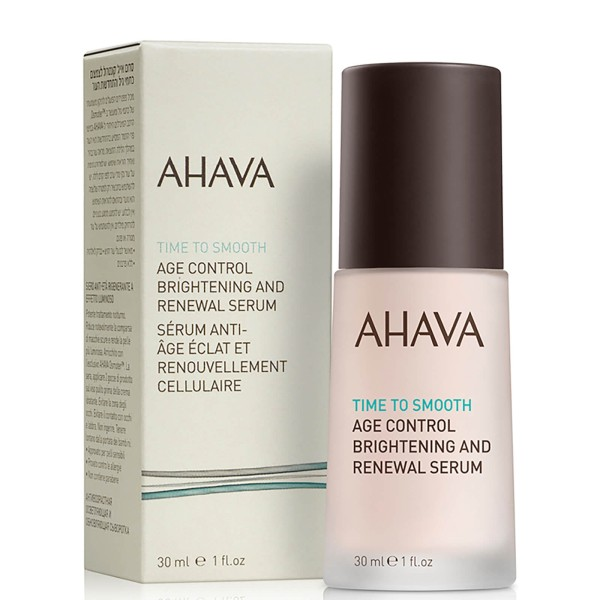 Time To Smooth Age Control Brightening And Renewal Serum Skaistinamasis veido serumas, 30ml