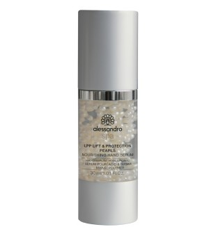 Alessandro LPP Lift & Protection Pearls Maitinamasis rankų serumas, 30ml | inbeauty.lt