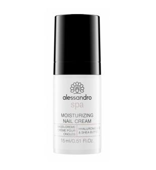 Alessandro Moisturizing Nail Cream Drėkinamasis nagų kremas, 15g | inbeauty.lt