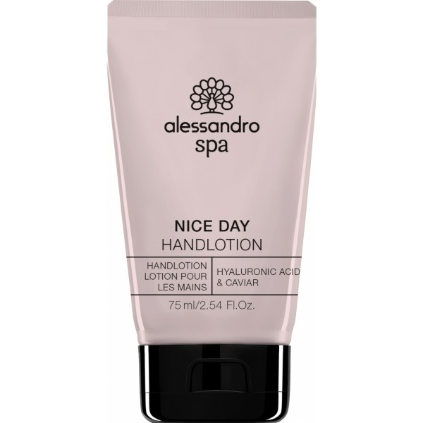 Nice Day Hand Lotion Losjonas rankoms su hialurono rūgštimi, 75ml