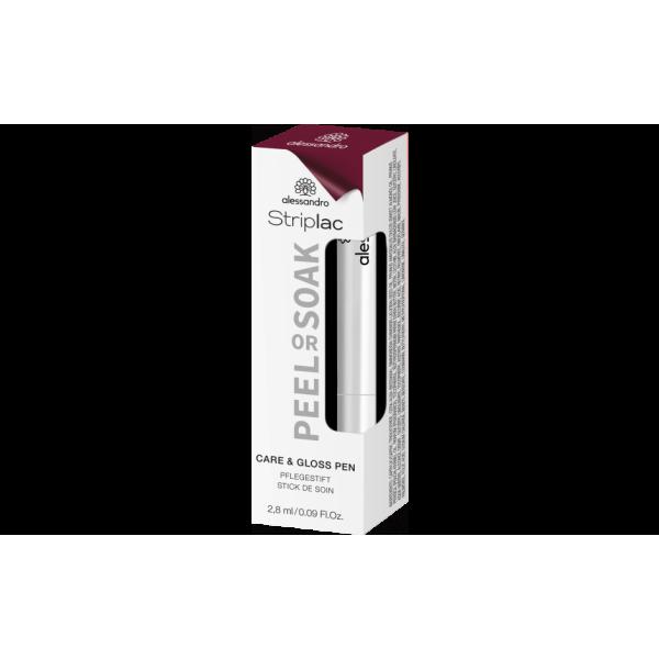 Striplac Care & Gloss Finish Blizgesio suteikianti priemonė, 1vnt
