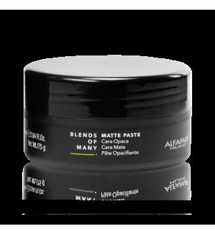 Alfaparf Milano Blends of Many Matte Paste Matinė plaukų formavimo pasta, 75ml | inbeauty.lt