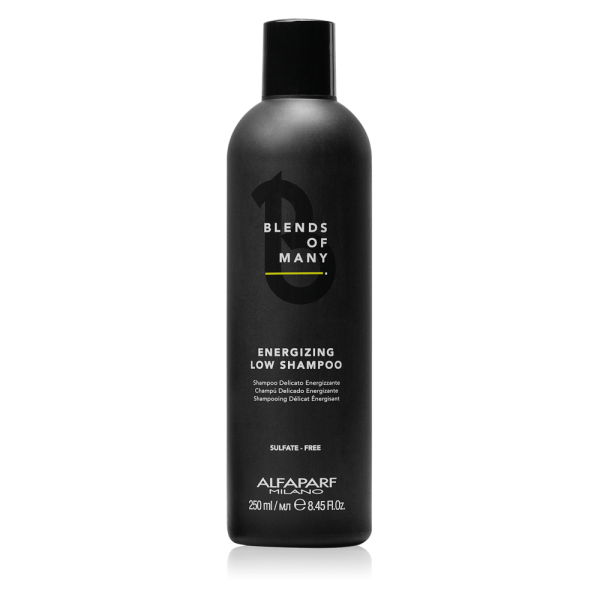 Blends of Many Energizing Low Shampoo Šampūnas, stiprinantis plaukus, 250ml