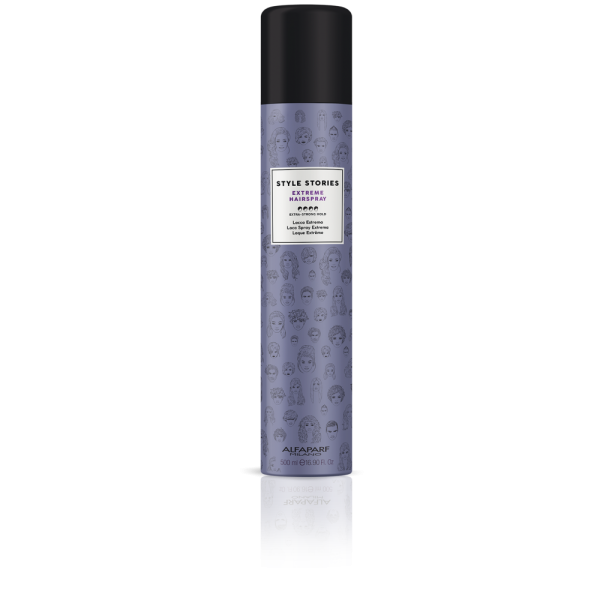 Style Extreme Hairspray Itin stiprios fiksacijos plaukų lakas, 500ml