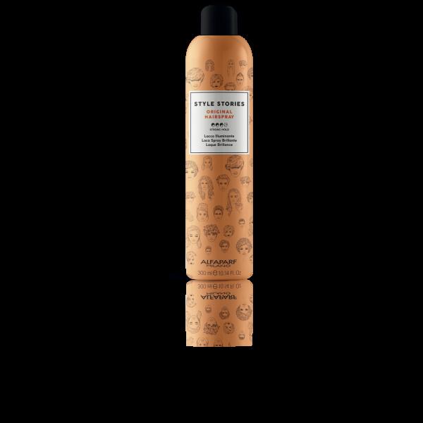 Style Original Hairspray Stiprios fiksacijos plaukų lakas, 300ml
