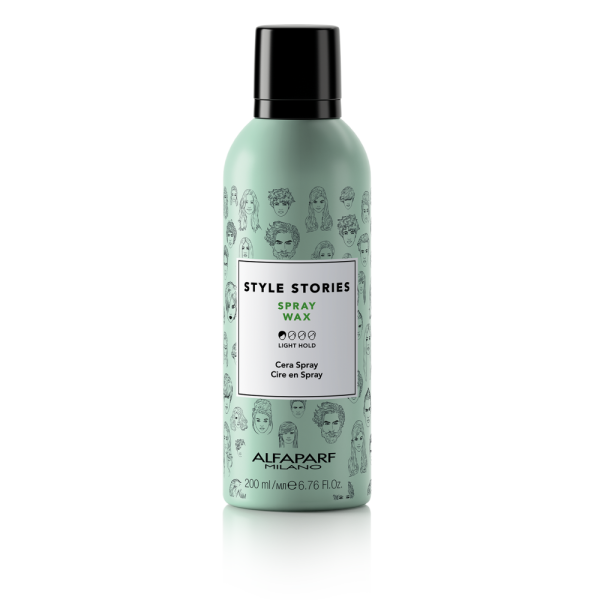 Style Spray Wax Purškiamas vaškas plaukams, 200ml