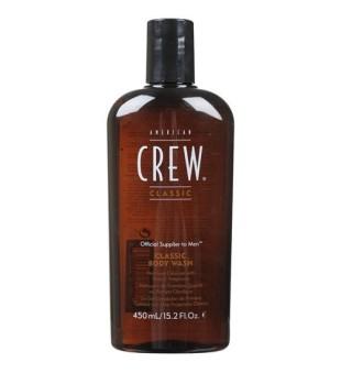American Crew Classic Body Wash Vyriškas kūno prausiklis, 450ml | inbeauty.lt