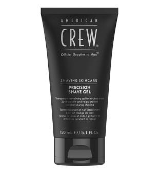 American Crew Precision Shave Gel Skutimosi gelis, 150ml   inbeauty.lt