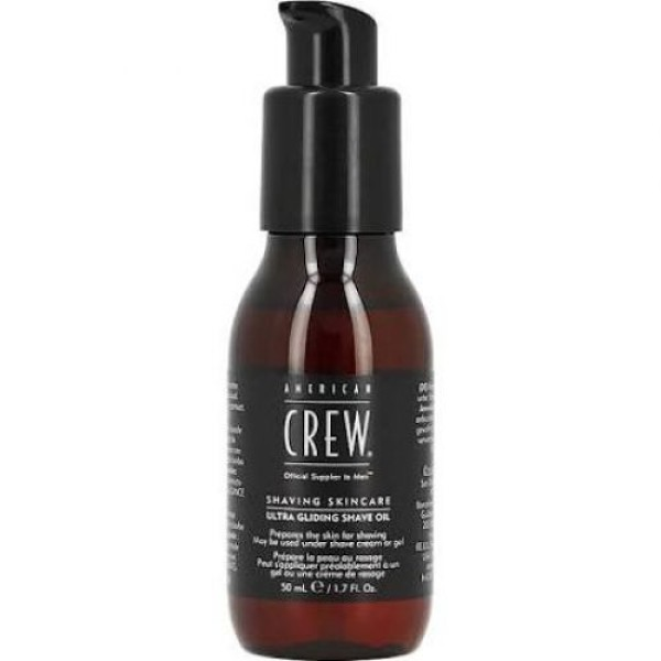 Ultra Gliding Shave Oil Barzdos aliejus prieš skutimąsi, 50 ml