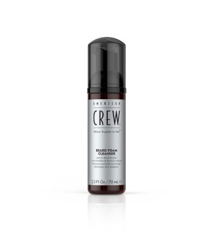 American Crew Beard Foam Cleanser Valomosios barzdos putos, 70ml | inbeauty.lt