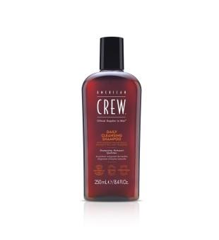 American Crew Daily Cleansing Shampoo Kasdienis valomasis šampūnas, 250ml | inbeauty.lt