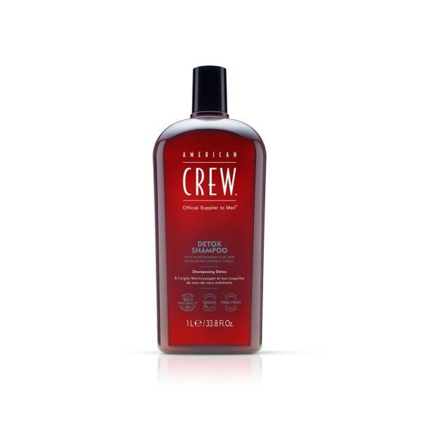 Detox Shampoo Valomasis šampūnas besiriebaluojantiems plaukams, 1000ml