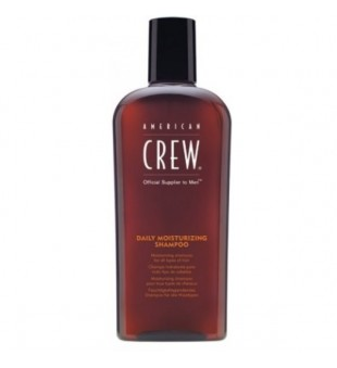 American Crew Daily Moisturizing Shampoo Drėkinantis šampūnas kasdienai, 250ml | inbeauty.lt