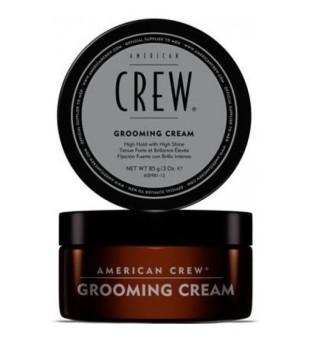 American Crew Grooming Cream Formavimo kremas stiprios fiksacijos, 85g | inbeauty.lt