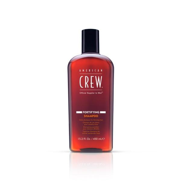 Fortifying Shampoo Kasdienis šampūnas ploniems plaukams, 450ml