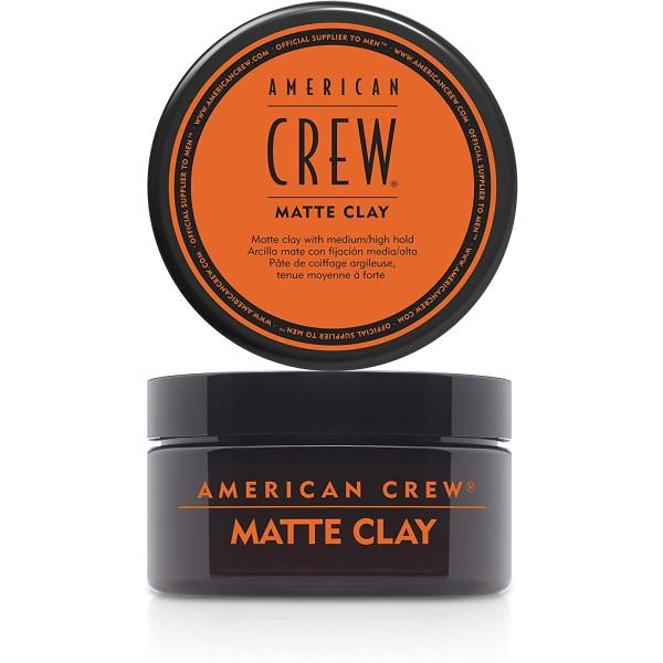 Matte Clay Matinis plaukų modeliavimo molis, 85g