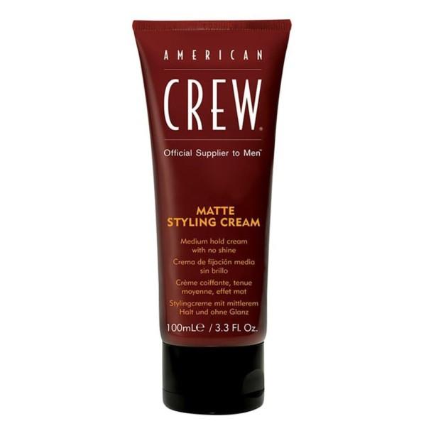 Matte Styling Cream Vidutinės fiksacijos plaukų formavimo priemonė, 100ml