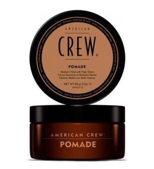 American Crew Pomade Vidutinės fiksacijos pomada su žvilgesiu, 50g | inbeauty.lt