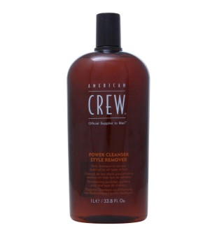 American Crew Power Cleanser Style Remover Shampoo Valantis šampūnas, 1000ml | inbeauty.lt