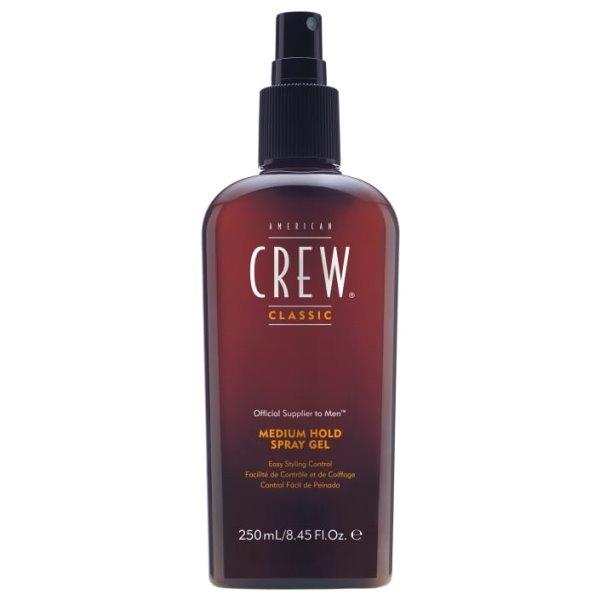 Medium Hold Spray Gel Vidutinės fiksacijos purškiama želė plaukams, 250ml