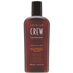 Anti-dandruff+ Sebum Control Shampoo Šampūnas nuo pleiskanų riebiai galvos odai, 250ml