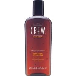 Firm Hold Styling Gel Stiprios fiksacijos gelis be alkoholio apsaugantis odą, 250 ml