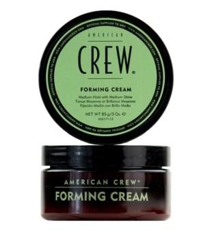 American Crew Forming Cream Vidutinės fiksacijos kremas su švelniu žvilgesiu, 50 g | inbeauty.lt
