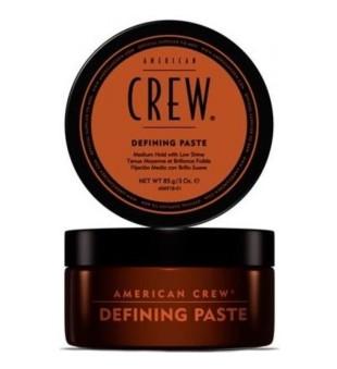 American Crew Defining Paste Vidutinės fiksacijos pasta su bičių vašku visų tipų plaukams, 85 g | inbeauty.lt