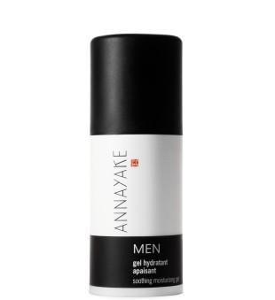 Annayake MEN Soothing Moisturizing Gel Drėkinamasis veido gelis, 50 ml | inbeauty.lt