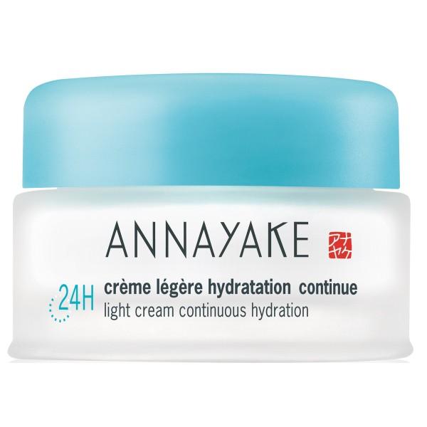 Light Cream Continuous Hydration Drėkinantis veido kremas, 50 ml